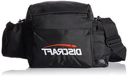 Discraft 12 Disc Tournament Golf Bags, Black