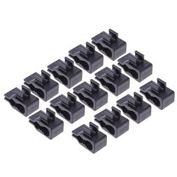 14pcs <font><b>Golf</b></font> Putter Clip On Clamp Holder <
