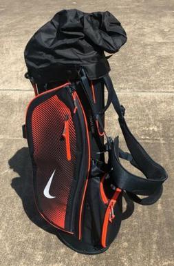 $199 New No Tag Nike Golf Bag Air Sport Lite Carry Bag Navy