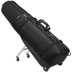 Sun Mountain Clubglider Journey Wheeled Travel Covers Black/