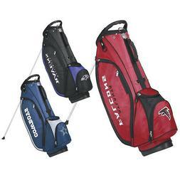 2015 Wilson NFL Stand Bag Houston NEW