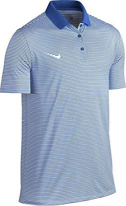 Nike 2016 Victory Mini Stripe Logo Chest Mens Golf Polo Shir