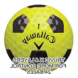 New 2017 Callaway Chrome Soft Golf Balls - Made in the USA
