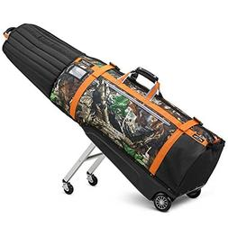 Sun Mountain 2017 Golf ClubGlider Meridian Travel Case Black