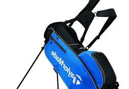TaylorMade 2017 TM 5.0 Stand Golf Bag, Blue/Black/White
