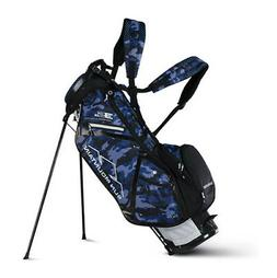Sun Mountain 2018 3.5 LS Stand Bag - White / Midnight / Camo