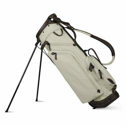 Sun Mountain 2018 Canvas Leather Men's Golf Stand Bag NEW 4