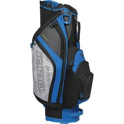 2018 OGIO CIRRUS GOLF CART BAG CHOOSE YOUR COLOR. 16-WAY ORG