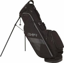 PING 2018 Hoofer Lite Carry Stand Golf Bag, Black