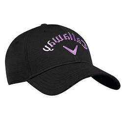 Callaway Golf 2018 Women's Liquid Metal Adjustable Hat, Blac