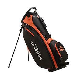 Wilson 2018 NFL Carry Golf Bag, Cincinnati Bengals
