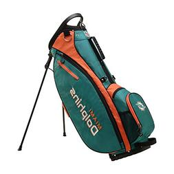 Wilson 2018 NFL Carry Golf Bag, Miami Dolphins