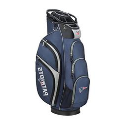 Wilson 2018 NFL Golf Cart Bag, New England Patriots
