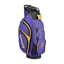 Wilson 2018 NFL Golf Cart Bag, Minnesota Vikings