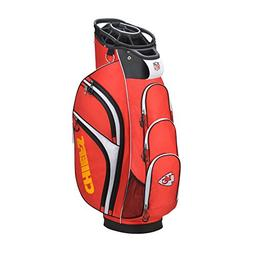 Wilson 2018 NFL Golf Cart Bag, Kansas City Chiefs