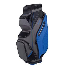 PING 2018 PIONEER 164 CART GOLF BAG 10 GRAPHITE/BLUE
