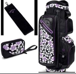 2018 womens golf uptown cart bag floral