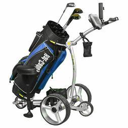 2021 Bat Caddy X4R Remote Control Electric Golf Bag Cart/Tro