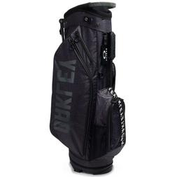 2019 Oakley BG 12.0 Stand Golf Bag - Black Heather