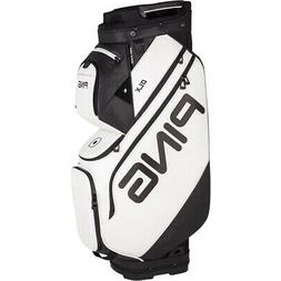 Ping DLX Cart Golf Bag - White - New 2020