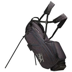 2019 TaylorMade Flextech Crossover Lifestyle Golf Stand Bag