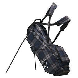 2019 TaylorMade Flextech Lifestyle Stand Golf Bag - Blue Pla