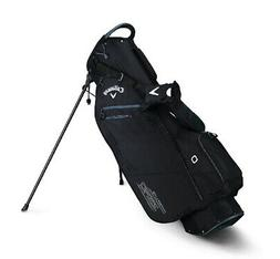 2019 golf hyper lite stand bag black