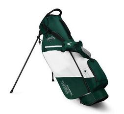 2019 Callaway Golf Hyper- Lite Zero Stand Bag - Green/White