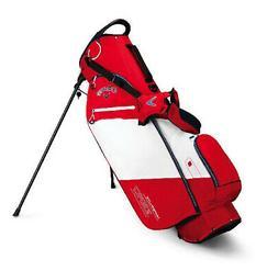 2019 Callaway Golf Hyper- Lite Zero Stand Bag - Red/White/Na
