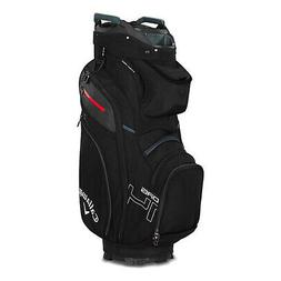 2019 Callaway Golf Org 14 Cart Bag - Black/Titanium/White