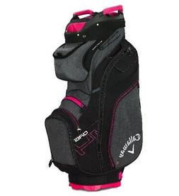 2019 Callaway Golf Org 14 Cart Bag - Titanium/Black/Pink