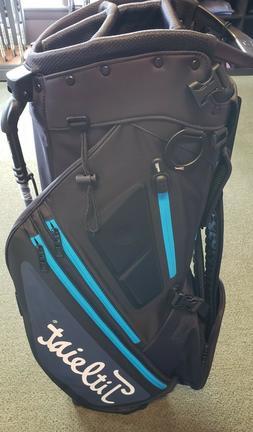 2019 hybrid 5 stand carry bag black