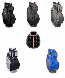 "Sun Mountain 2019 Phantom Cart Bag 10"" 15 Way Dividers Choos"