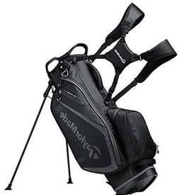 TAYLORMADE 2019 SELECT GOLF STAND BAG BLACK/CHARCOAL BRAND N