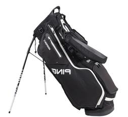 PING 2020 HOOFER 14 GOLF STAND CARRY BAG - BLACK BRAND NEW