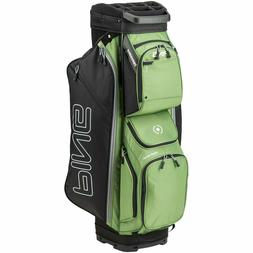 PING 2020 Traverse Golf Cart Bag , Olive/Black , MSRP $215