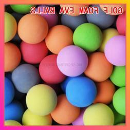 20pcs/bag Golf Balls EVA Foam Soft Sponge Balls for Golf/Ten
