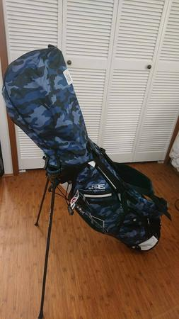 Sun Mountain 3.5 LS Golf 5-Way Stand Carry Bag WH/MIDNIGHT/C