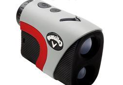 NEW Callaway 300 PRO Laser Golf Rangefinder w/ Slope, P.A.T.
