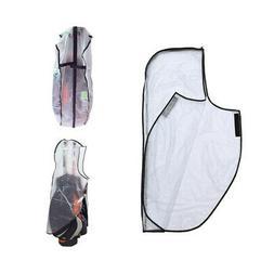 300D PVC Waterproof Rain Cover for Golf Bag & Cart