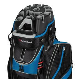 Founders Club 3G 14 Way Organizer Top Golf Cart Bag with Ful