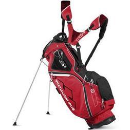 Sun Mountain Unisex 4.5 LS Red-White-Black Stand Bag, Golf B