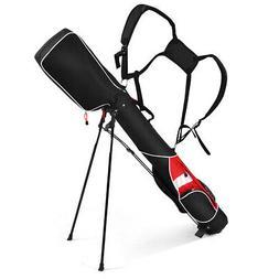 5 sunday golf bag stand 7 clubs