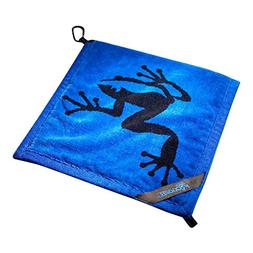 Frogger Golf- Amphibian Towel