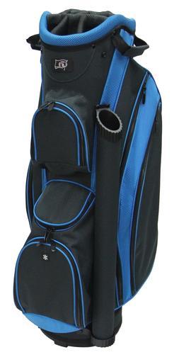 """RJ Sports- DS-590 9"""" Lightweight Cart Bag"""