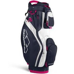 Sun Mountain 2018 Women's Ls1 Cart Bag Navy/Pink