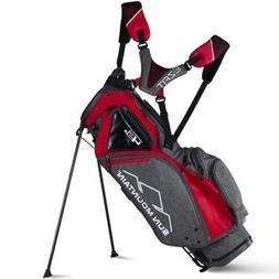 Sun Mountain Golf 2018 4.5 LS Stand Bag IRON-RED