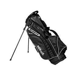 Tour Edge Men's HL3 Stand Bag, Black