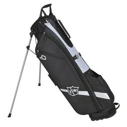 Wilson Staff Quiver Stand Bag, Black