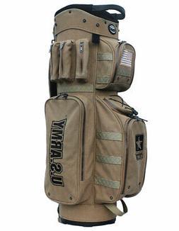 Hot-Z Golf Active Duty Cart Bag Army